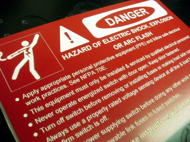 Ad Engraving Safety Amp Warning Labels